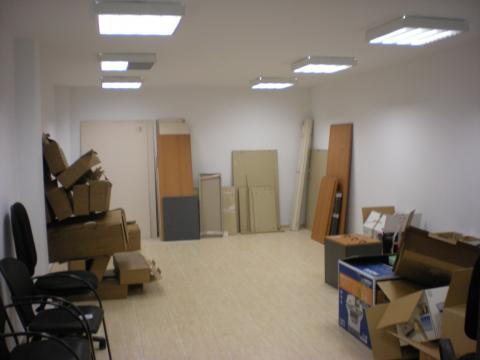 Alquiler de oficina en m laga zona alameda principal for Oficinas bankinter malaga