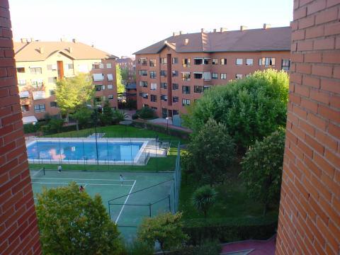 Piso en alquiler en madrid alcobendas calle paseo de la chopera n 208 - Pisos en alquiler en alcobendas particulares ...