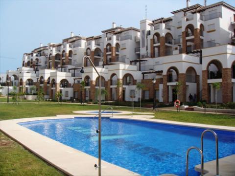 Apartamento en alquiler en almer a vera playa calle urb for Alquiler estudio almeria