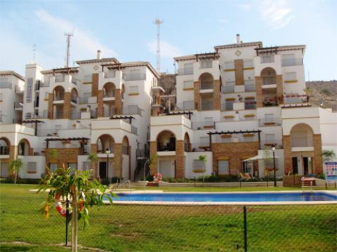 Apartamento en alquiler en almer a vera playa calle urb for Apartamentos en vera almeria