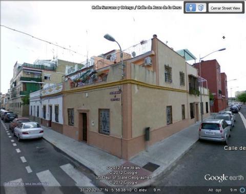 Casa en alquiler en sevilla el porvenir calle serrano y ortega for Alquiler de casas en brenes sevilla