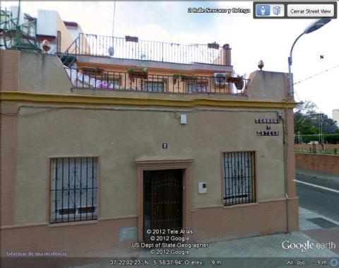 Casa en alquiler en sevilla el porvenir calle serrano y ortega for Alquiler de casas en montellano sevilla
