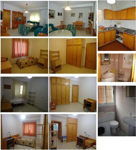 Habitaci n en alquiler en granada centro calle san jeronimo for Alquiler pisos granada centro