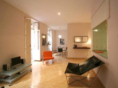 Apartamento en alquiler en valencia el carmen calle calle de palomino 11 - Pisos en el carmen valencia ...