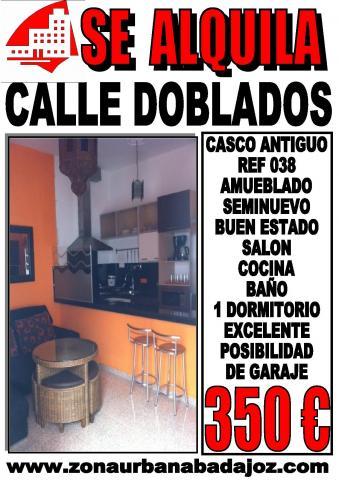 Apartamento en  Badajoz