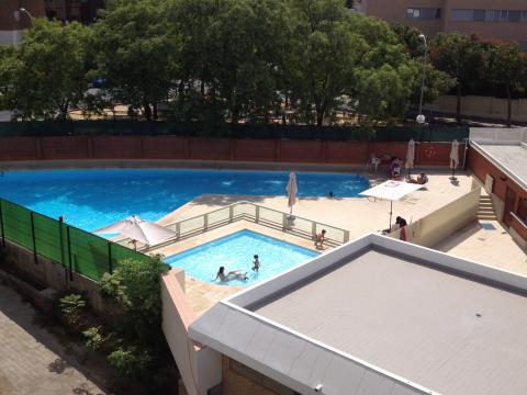 Piso en alquiler en sevilla nervi n calle costa de la luz 9 for Pisos con piscina en sevilla