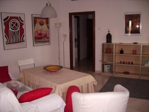 Piso en alquiler en sevilla centro calle santa rita 9 for Alquiler de casas en sevilla centro