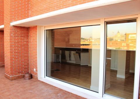 319 Áticos de alquiler en Madrid Capital