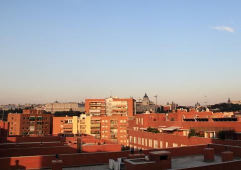 Ático en alquiler en Madrid Paseo Extremadura calle Obertura - photo#22
