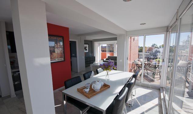 apartamento en alquiler en sevilla centro calle hernando
