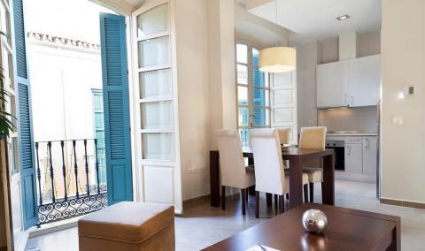 apartamento en alquiler en m laga centro hist rico calle
