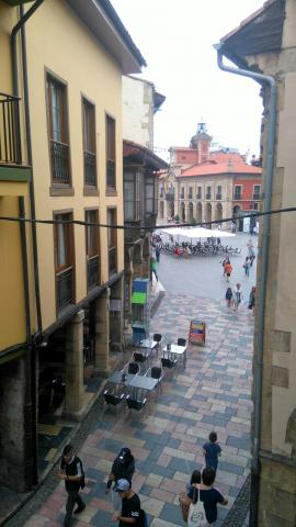 Estudio en  Oviedo